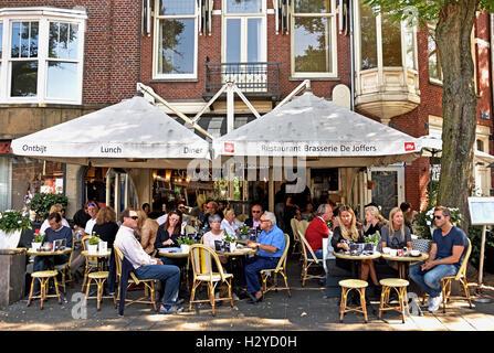 Brasserie de Joffers Oud Zuid Amsterdam Pays-Bas