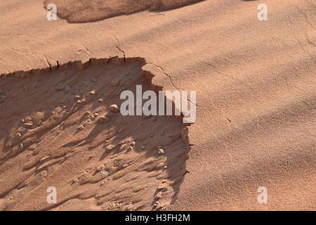 Dubai dessert sand dune Banque D'Images