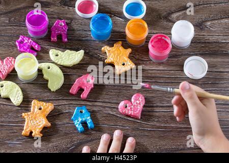 Pate A Sel De Decorations De Noel Photo Stock Alamy