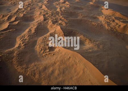 L'Afrique, la Namibie, la région de Namib-Naukluft park,, Hardap