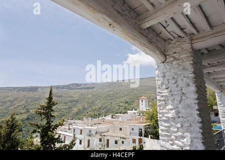 Las Alpujarras, Province de Grenade, Andalousie, Espagne Banque D'Images