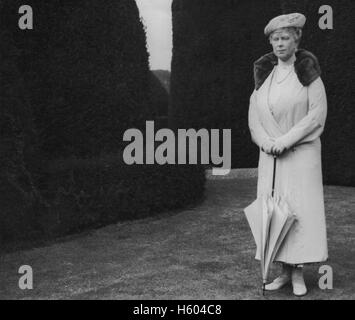 La princesse Victoria Mary ('May') Teck: né le 26 mai 1867, Kensington Palace, Londres. George mariés, le Prince Banque D'Images