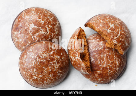 Lebkuchen, gingerbread cookies Banque D'Images