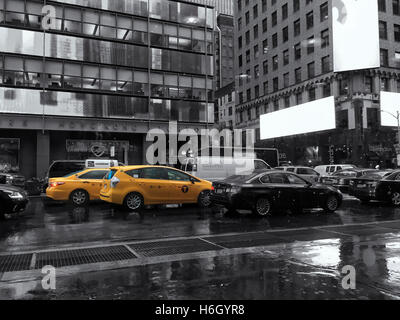 NEW YORK - 20 septembre 2015: Times Square, à New York, États-Unis d'Amérique