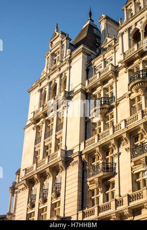 Cour de Whitehall, Westminster, London, UK Banque D'Images