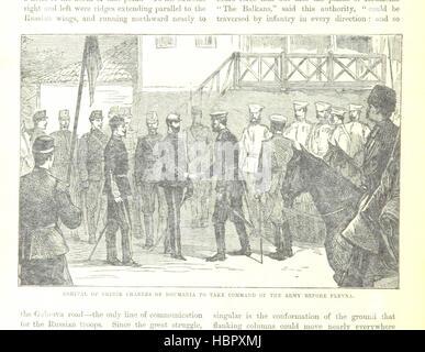 Image prise à partir de la page 424 de '[Cassell's Illustrated Histoire de la guerre russo-turque, etc.]' image Banque D'Images