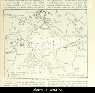 """Image prise à partir de la page 581 de """"Cassell's Illustrated Histoire de la Guerre d' image prise à partir de la Banque D'Images"""