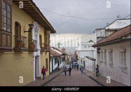 Bogota, Colombie, Amérique du Sud Banque D'Images