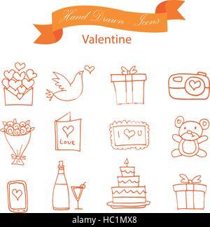 L'icône Orange de Valentin collection element