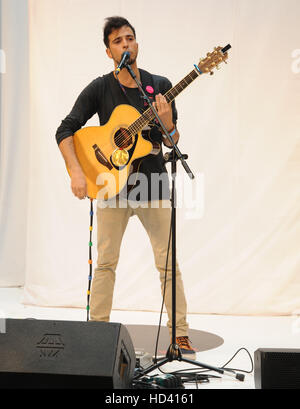 Westfield Stratford Concerts grand final comprend: Lucca Où: London, Royaume-Uni Quand: 04 Oct 2016
