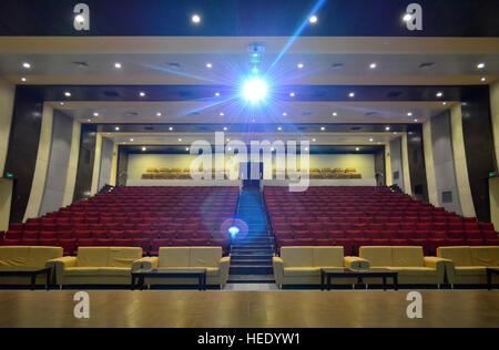 Des sièges vides dans un cinéma!