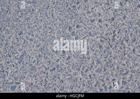 Gros plan texture Tarmac Banque D'Images