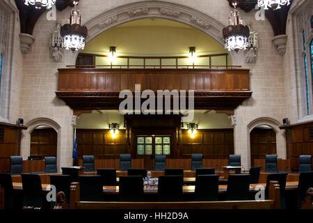 Cour suprême du Royaume-Uni, Angleterre, Ecosse, Pays de Galles et en Irlande du Nord, Londres, UK, d'audience Banque D'Images