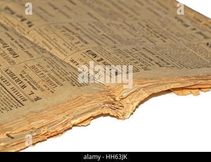 Vieux Journal historique
