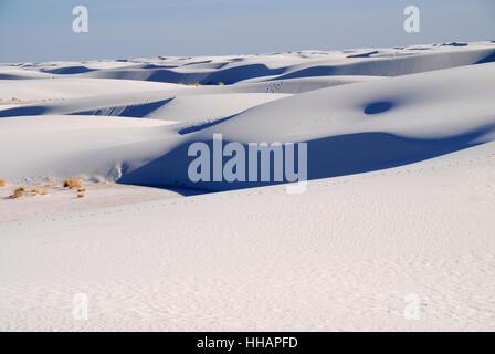 plage de sable blanc Banque D'Images