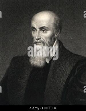 Michel de l'hôpital (ou l'hôpital) (1507 - 13 mars 1573) était un homme d'État français