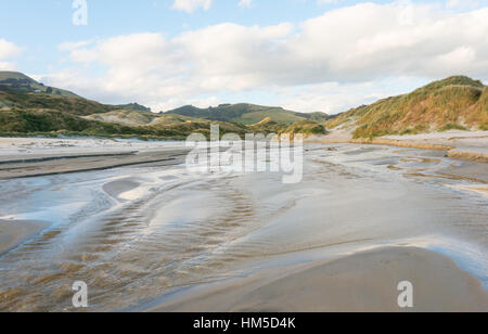 Phlébotome Bay, Dunedin, Otago Peninsula, Southland, Nouvelle-Zélande