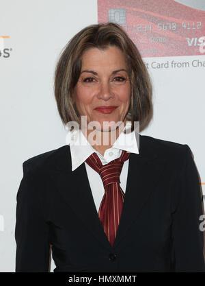 Los Angeles, USA. 08Th Feb 2017. Wendie Malick, au 16e Congrès annuel de l'AARP Magazine's Films pour les adultes, Banque D'Images