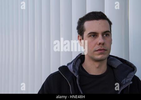 Photo homme profil