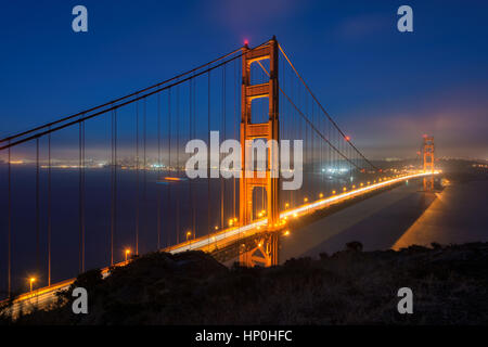 Golden Gate Bridge Banque D'Images