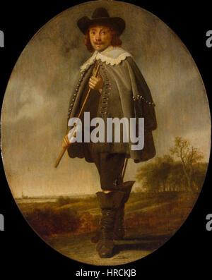 Simon Kick - Portrait d'un jeune homme - WGA12187 Banque D'Images