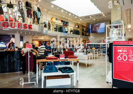 fd9e883e32 ... Miami Beach Florida Lincoln Road Mall suppose que l'intérieur du magasin  de l'