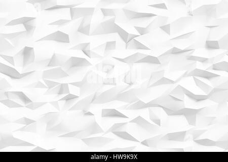 Poly Bas Fond Blanc Neutre Llment De Conception Graphique Pour Affiche Dcorative