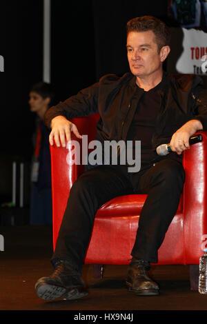 Paris, France, le 25 mars 2017. James Marsters, acteur (Buffy the Vampire Slayer) assiste à la 23e édition Paris Banque D'Images