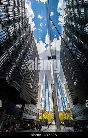 Le Shard Building London Banque D'Images