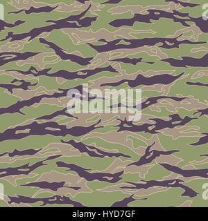 Vietnam Tiger Stripe patterns sans Camouflage