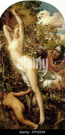 George Frederic Watts, Fata Morgana Banque D'Images