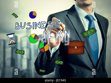 Symbole du dessin d'affaires