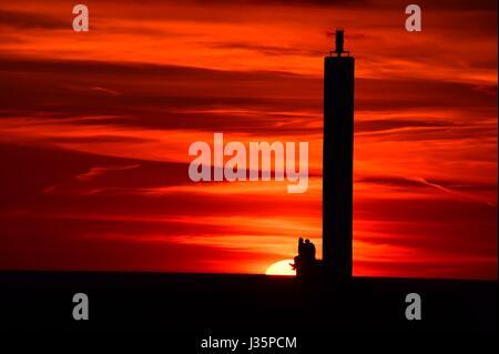 Pays De Galles Aberystwyth Uk Uk Uk Mercredi 03 Mai Météo