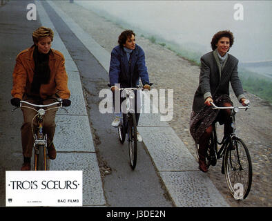Paura e amore Année: 1988 Allemagne / Italie / France Directeur: Margarethe von Trotta Fanny Ardant, Greta Scacchi, Valeria Golino