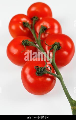 Tomates biologiques. Concepts alimentaires. Tomates. Illustration