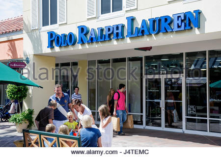 d7d2501e97d5 ... Naples Florida Estero Miromar Outlets mall retail brand designer  commode Polo Ralph Lauren store business shopping