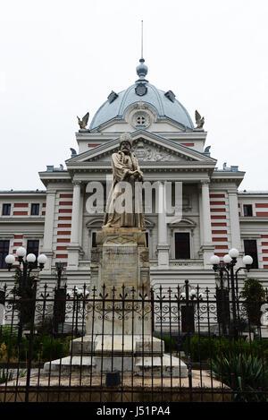 Bâtiment de l'Hôpital Coltea à Bucarest, Roumanie. Banque D'Images