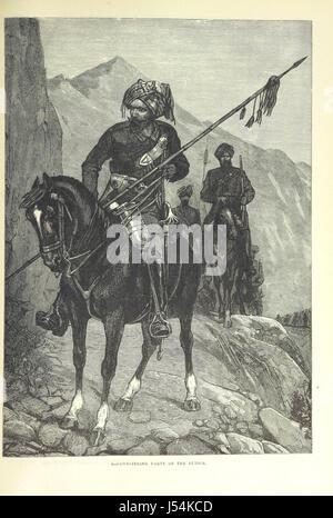 [Cassell's Illustrated Histoire de la guerre russo-turque, etc.] Banque D'Images
