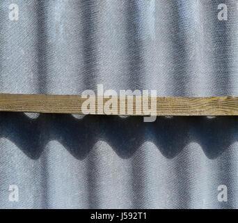 La texture de vieux gris ardoise de toiture. Contexte Banque D'Images