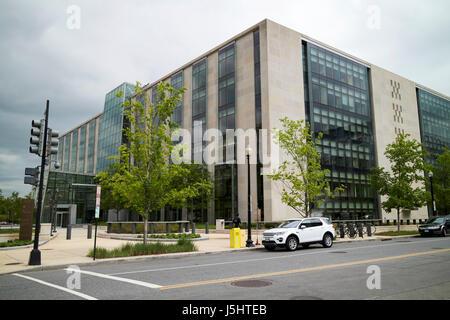 Thomas P. O'Neill Jr bâtiment fédéral chambre des représentants des États-Unis et du département de la santé et des services à Washington DC USA