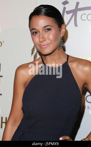 Hollywood, CA, USA. 17 mai, 2017. 17 mai 2017 - Hollywood, Californie - Emmanuelle Chriqui. 2017 Women's Choice Banque D'Images