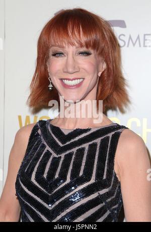Hollywood, CA, USA. 17 mai, 2017. 17 mai 2017 - Hollywood, Californie - Kathy Griffin. 2017 Women's Choice Award Banque D'Images