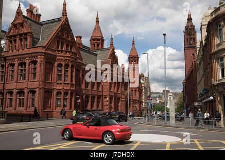 Birmingham cour de magistrats à Birmingham, Royaume-Uni. Birmingham Magistrates Court est une cour de magistrats Banque D'Images