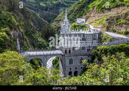Sanctuaire de Las Lajas - Ipiales, Colombie