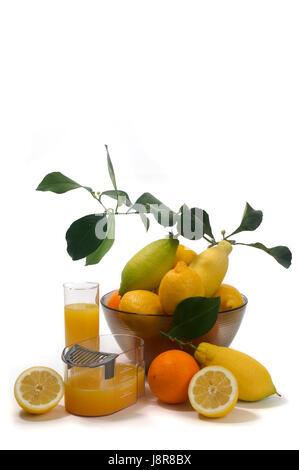 Boire, boire, bavoirs, isolé, fruits, jus de fruits, d'agrumes, orange, en bonne santé, de l'alimentation, Banque D'Images