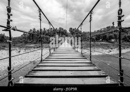 Pont de Maglahus Banque D'Images