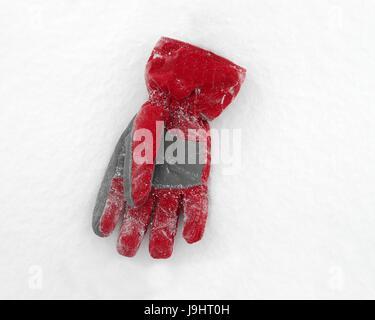 L'hiver, la neige, le coke, la cocaïne, le matériel, les médicaments, les drogues, la dépendance à l'anesthésie, Banque D'Images