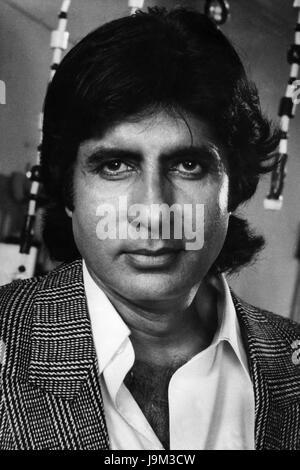 Bollywood acteur indien Amitabh Bachchan, l'Inde, l'Asie
