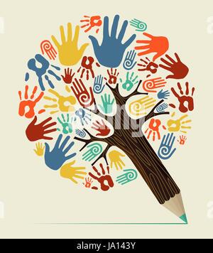 L'étude, les humains, les êtres humains, les gens, la musique folk, des personnes, les droits, les droits de l'être, Banque D'Images