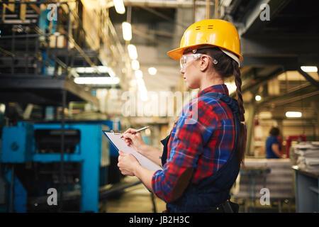 L'équipement d'usine en Banque D'Images